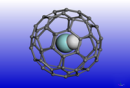 Neutrons probe new HF@C60 endofullerene produced by molecular surgery