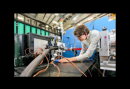 Unprecedented neutron images of refrigerant flow through heat exchangers
