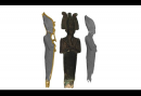 Egyptian statuettes of Osiris: production unveiled by neutrons and laser