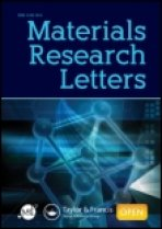Materials Research Letters (Taylor & Francis)