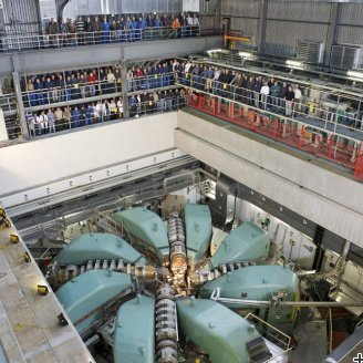 The PSI's large proton accelerator