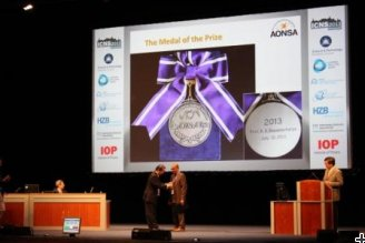The AONSA Prize at ICNS2013