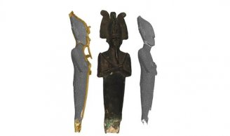 Osiris figurines. Picture courtesy of the authors.