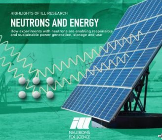 The new brochure 'Neutrons and energy'.