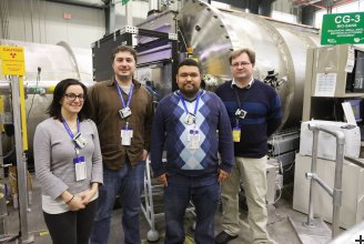 Researchers from NIST and the University of Maryland